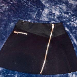 Black Zara skirt!